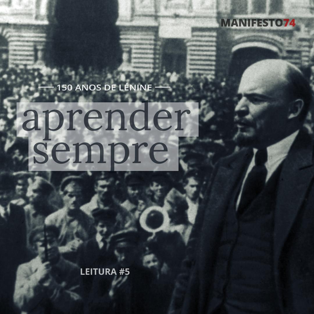 Leitura #5 – Sobre o direito das nações à autodeterminação