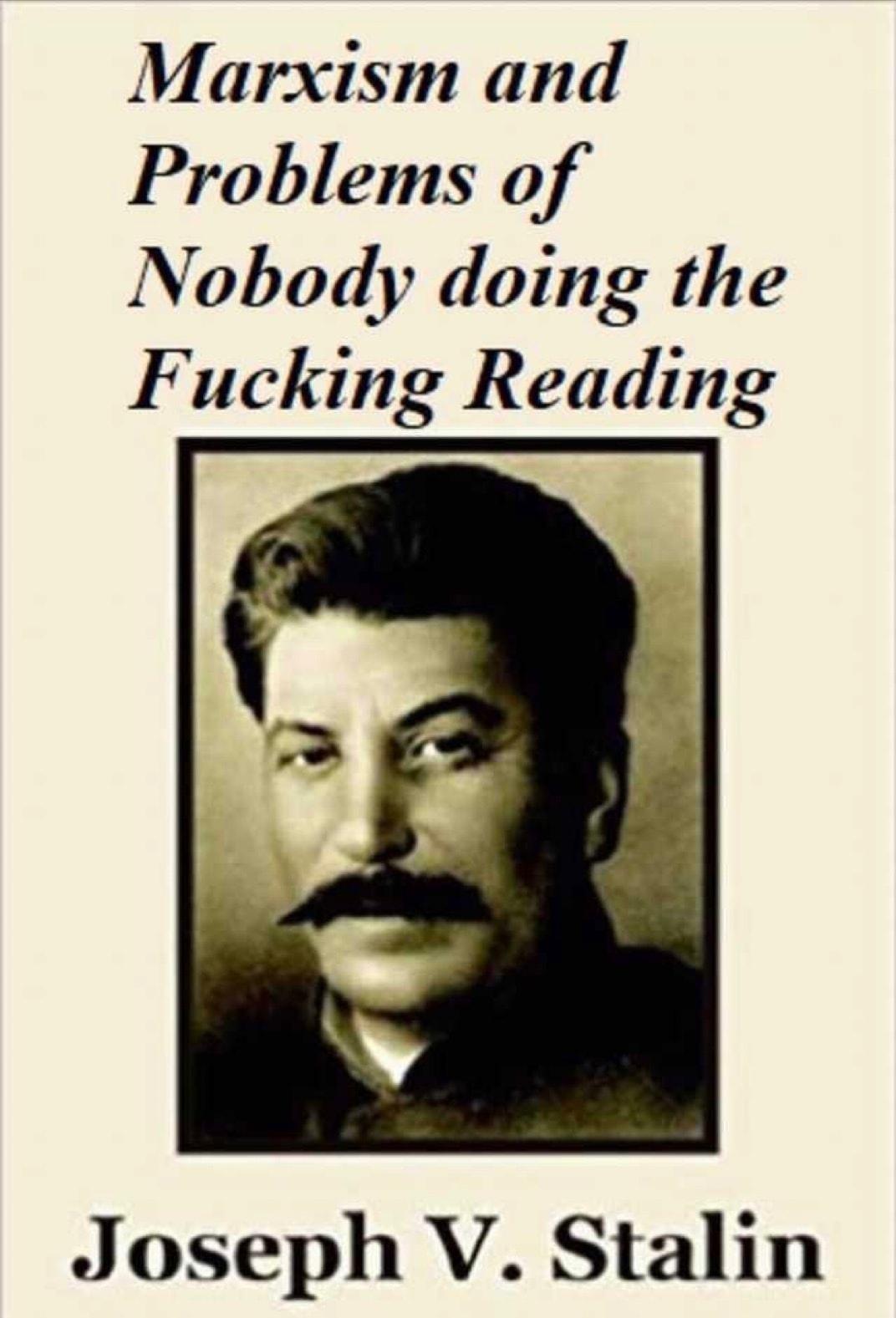 Stalin meme 2