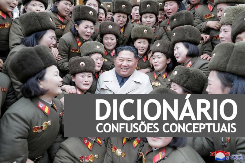 K: Kim Jong-Un