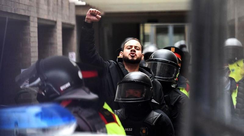 Petição Pública em solidariedade com Pablo Hasél e pela sua libertação imediata!
